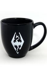 The Elder Scrolls V Skyrim Mug Logo
