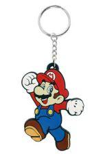 Super Mario Bros. Rubber Keychain Mario 7 cm