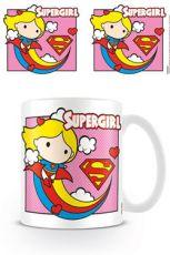 Justice League Mug Chibi Supergirl Pink