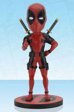 Marvel Comics Head Knocker Bobble-Head Deadpool Classic 20 cm