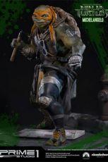 Teenage Mutant Ninja Turtles Museum Master Line Statue Michelangelo 51 cm