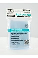 Ultimate Guard Precise-Fit Sleeves Standard Size Transparent (100)