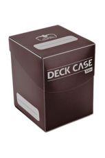 Ultimate Guard Deck Case 100+ Standard Size Brown