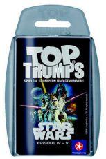 Star Wars IV-VI Top Trumps *German Version*