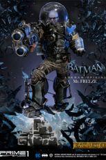 Batman Arkham Origins Statue Mr. Freeze & Mr. Freeze Exclusive 89 cm Assortment (3)
