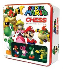 Super Mario Chess Tin Box