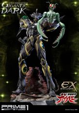 Guyver The Bioboosted Armor Statues Gigantic Dark & Gigantic Dark Exclusive 87 cm Assortment (3)