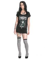Nightmare Before Christmas Ladies T-Shirt King Jack Size S