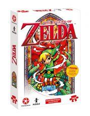 The Legend of Zelda Jigsaw Puzzle Link Wind's Reqiuem