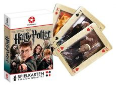 Harry Potter Number 1 Playing Cards *German Packaging*