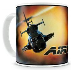 Mug Airwolf Explosion