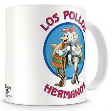 Breaking Bad coffe mug Los Pollos Hermanos