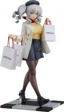 Kantai Collection PVC Statue 1/8 Kashima Shopping Mode 24 cm