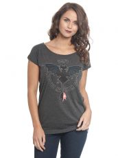 How to Train Your Dragon Ladies T-Shirt Don't Mess Size S