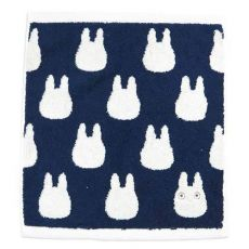 My Neighbor Totoro Mini Towel White Totoros 33 x 36 cm
