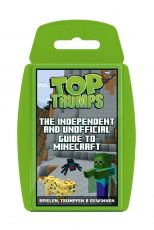 Independent & Unofficial Guide to Minecraft Card Game Top Trumps *German Version*