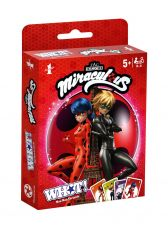 Miraculous: Tales of Ladybug & Cat Noir Card Game WHOT! *German Version*