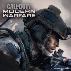 Call Of Duty Calendar 2020 English Version*