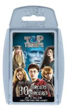 Harry Potter Card Game Top Trumps *French Version*
