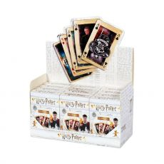 Harry Potter Waddingtons Number 1 Playing Cards Display (12) *French Version*