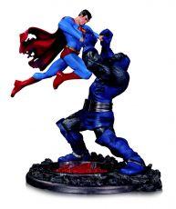 DC Comics Statue Superman vs. Darkseid 3rd Edition 18 cm