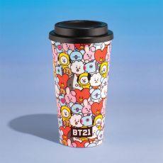BT21 Travel Mug Characters