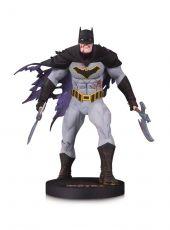 DC Designer Series Mini Statue Metal Batman by Capullo 16 cm
