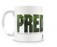 Predator Coffee Mug Camo Logo