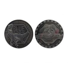 Jurassic World Collectable Coin Blue Limited Edition
