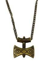 The Elder Scrolls V Skyrim Necklace Amulet of Talos Limited Edition