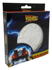 Back to the Future Coaster 4-Pack