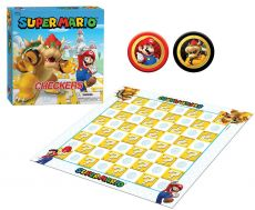 Super Mario Bros. Checkers Super Mario VS Browser