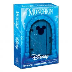 Munchkin Card Game Disney *English Version*