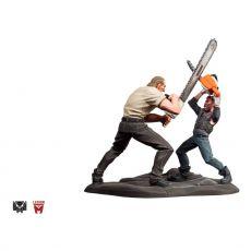 Mandy Statue Chainsaw Battle 25 cm