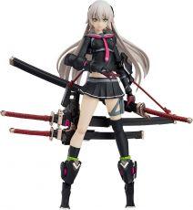 Heavily Armed High School Girls Figma Action Figure Ichi 14 cm