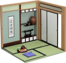 Nendoroid More Decorative Parts for Nendoroid Figures Playset 02 Japanese Life Set B - Guestroom Set