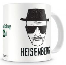 Breaking Bad coffe mug Heisenberg Sketch