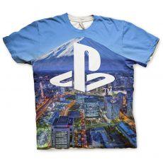 Playstation t-shirt Allover