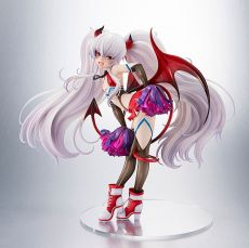 Bomber Girl PVC Statue 1/7 Grim Aloe Succubus Cheer Costume Ver. 21 cm