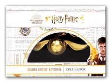 Harry Potter Keychain Golden Snitch Deluxe Box 12 cm