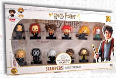 Harry Potter Stamps 12-Pack Wizarding World Set A 4 cm