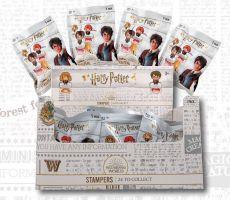 Harry Potter Stamps 6 cm Series 1 Display (24)