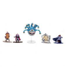 Dungeons & Dragons Nano Metalfigs Diecast Mini Figures 5-Pack Medium Pack A 4 cm