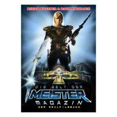 Masters of the Universe Book Die Welt der Meister Magazin: Der Realfilmband *German Version*