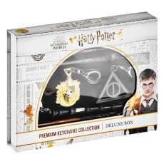 Harry Potter Keychains 6-Pack Deluxe Set D