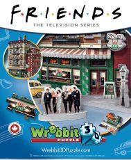 Friends 3D Puzzle Central Perk (440 pieces)