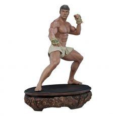 Jean-Claude Van Damme Statue 1/3 Jean-Claude Van Damme: Muay Thai Tribute 57 cm