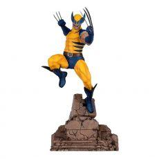 Marvel Future Fight Video Game PVC Statue 1/10 Wolverine 22 cm