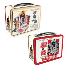 James Bond Tin Tote Live And Let Die