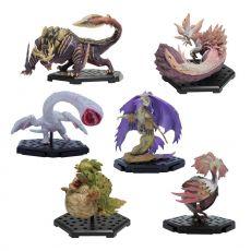 Monster Hunter Trading Figures 10 - 15 cm CFB MH Standard Model Plus Vol. 19 Assortment (6)